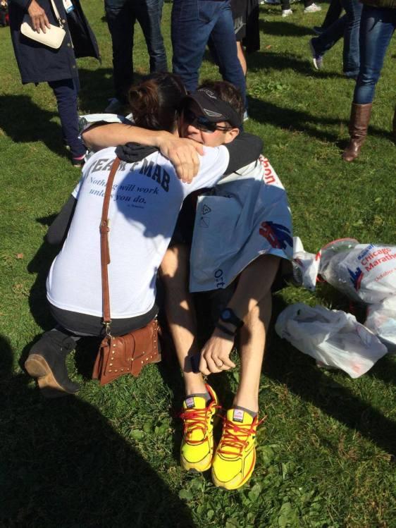 Fran Marathon 2